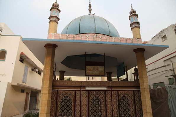 Mirza Can Canan-ı Mazhar Hazretleri