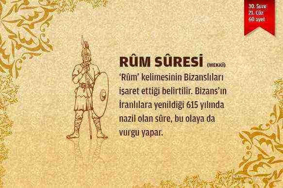 rum suresi