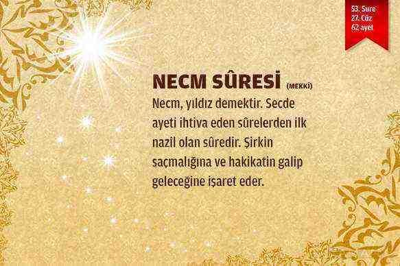 Necm Suresi