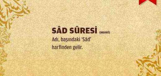 Sad Suresi