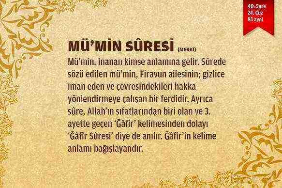 Mumin Suresi