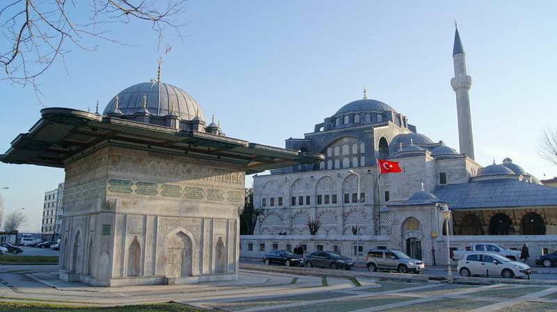 Kılıç Ali Paşa Cami