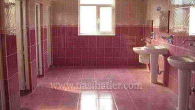 tuvalet adabı