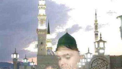 Babası Medinede vefat eden çocuk